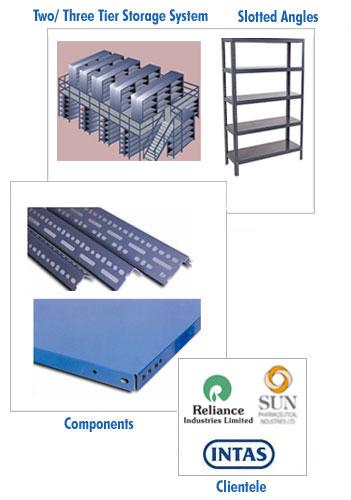 Maximaa Systems Ltd  - Slotted Angle Rack / Racks
